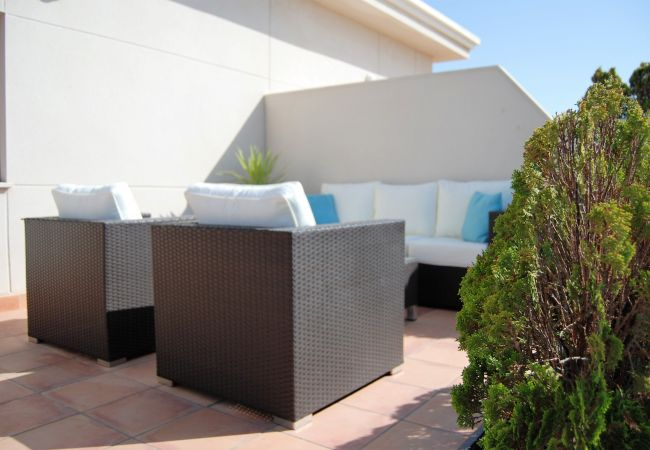 Апартаменты на Nerja - Luxury Penthouse with Wifi and Air Conditioning Mirador de Nerja Ref 512